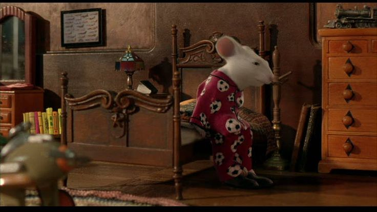 Stuart Little! Who can forget this adorable mouse? Click ... |Stuart Little Mom Hair