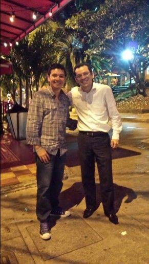 Omar Gamboa un crack. El emprendimiento y sus Premios Twitter Colombia