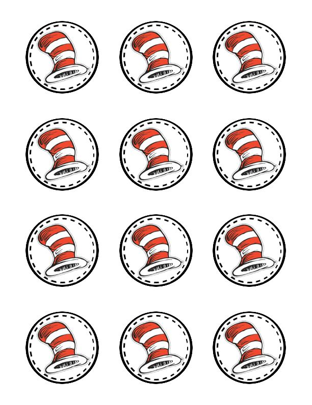 therefore is limitless: A seussical celebration on a budget, with FREE Dr. Seuss printables!