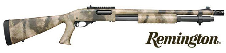 Remmington 870 Express Tactical ATACS