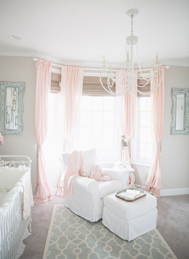 Light Airy Traditional Texas Home Ideas Kids Rooms Nursery Baby