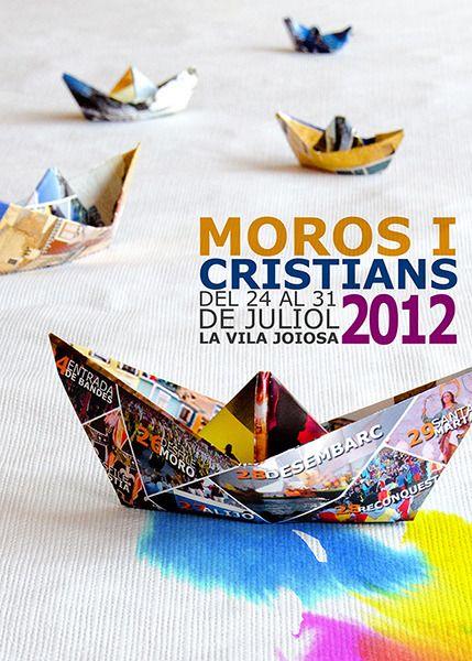Carteles Moros y Cristianos 3