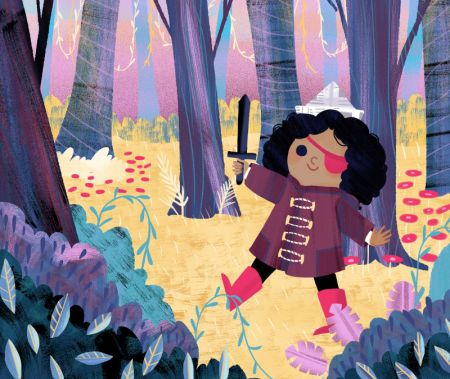 Giovana Medeiros - 01girl In The Woods