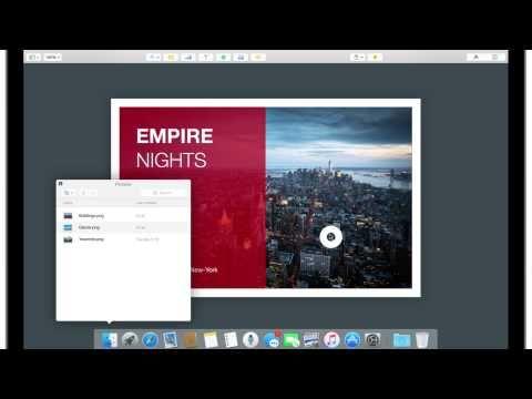 OSX El Capitan concepts - YouTube