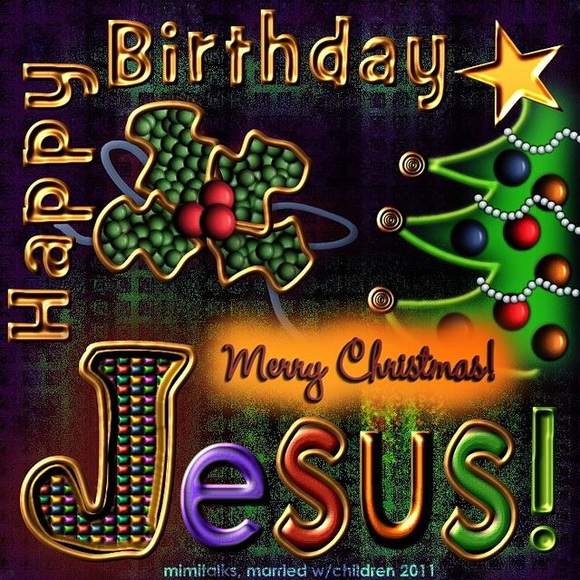 Christmas Birthday Quotes: 17 Best Images About Putting The 'CHRIST' In CHRISTmas