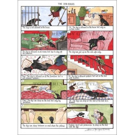 Tottering by Gently - The Dog Rules