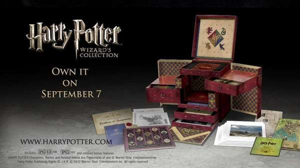 Wizard's Collection comes out Sept 7