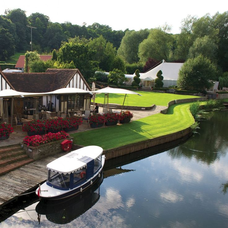 Image Gallery - Le Talbooth - Dedham, Colchester in Essex