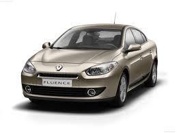 Ankara Massa Rent A Car farkıyla; 2011 Model Renault Fluence