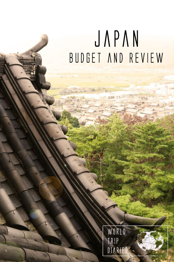 The review and budget for a month in Japan with family - World Trip Diaries