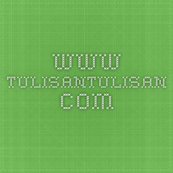 www.tulisantulisan.com