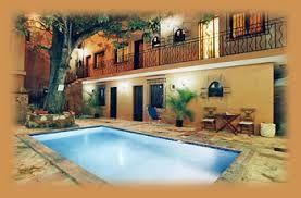 Santo Domingo, Hotel Billini. piscina