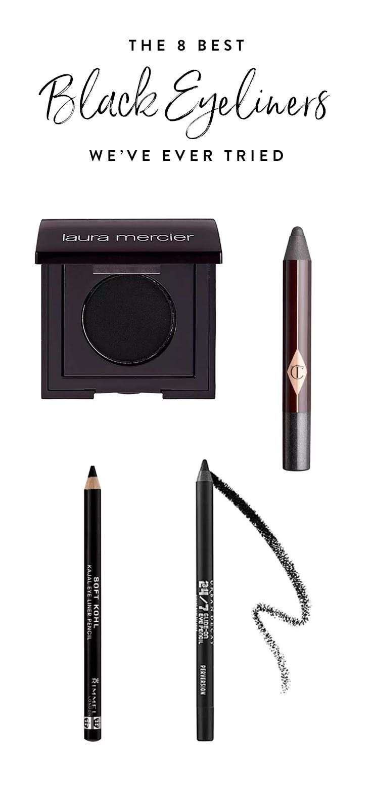 The 8 Best Black Eyeliners We've Ever Tried via @PureWow