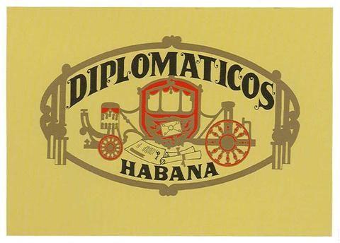 Billiga Cigarrer Online: Infördes 1966, Kubanska varumärket Diplomaticos jämförs ofta till den populära Montecristo vitolas; varumärket infördes ursp