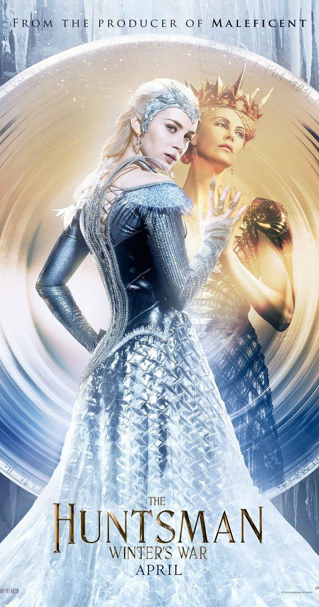 Not liking it, except the ice queen... Directed by Cedric Nicolas-Troyan. With Jessica Chastain, Chris Hemsworth, Emily Blunt, Sam Claflin. As two evil sisters prepare to conquer the land; two renegades - Eric the Huntsmen - who previously aided Snow White in defeating Ravenna, and his forbidden lover, Sara set out to stop them.