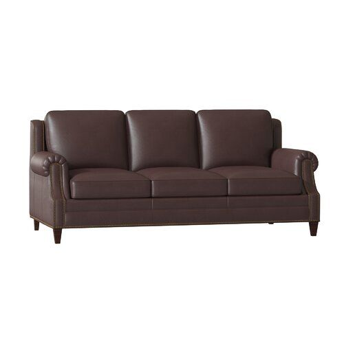 Enjoy Exclusive For Bradington Young Houck Genuine Leather Sofa