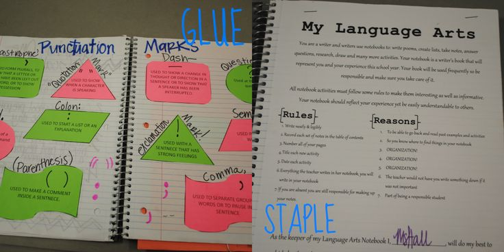 Classroom Notebook Ideas : Best images about classroom love on pinterest