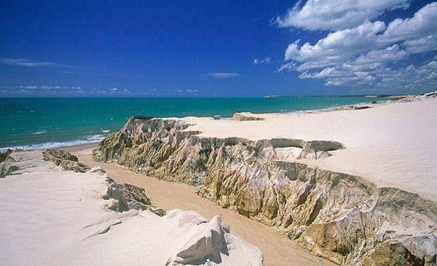 Praia Retirinho Aracati Ceará