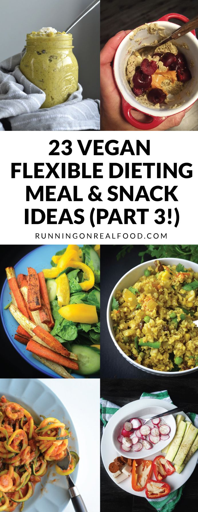 Vegan athletes and flexible dieters! Check out this list of aweosme meal and snack ideas for vegan flexible dieting. Stick to your macros while enjoying healthy, delicious food. #macros #crossfit