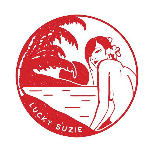 Book! — Lucky  Suzie