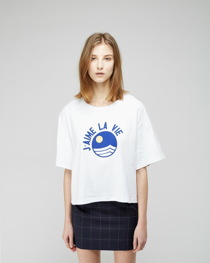 Jacquemus / Le T-shirt J'aime La Vie