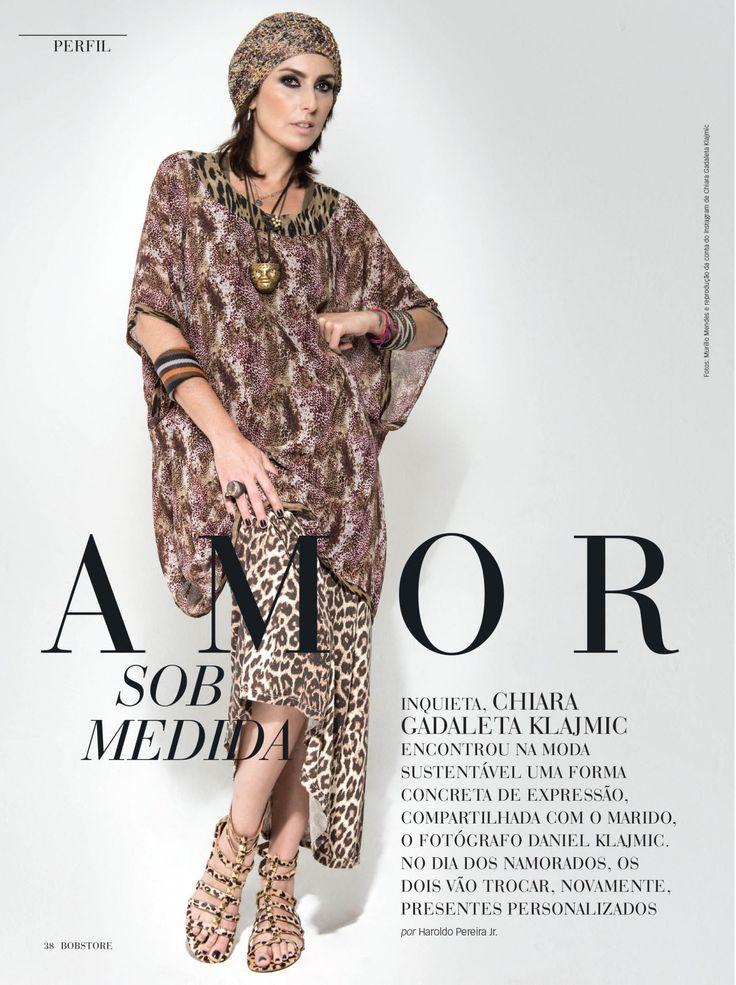 Anel Ricardo Coacci Chiara Gadaleta Revista Bobstore
