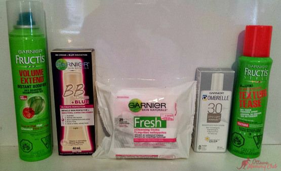 Start a New Self-Care Routine with Garnier - Review and Giveaway : Ottawa Mommy Club – Moms and Kids Online Magazine
