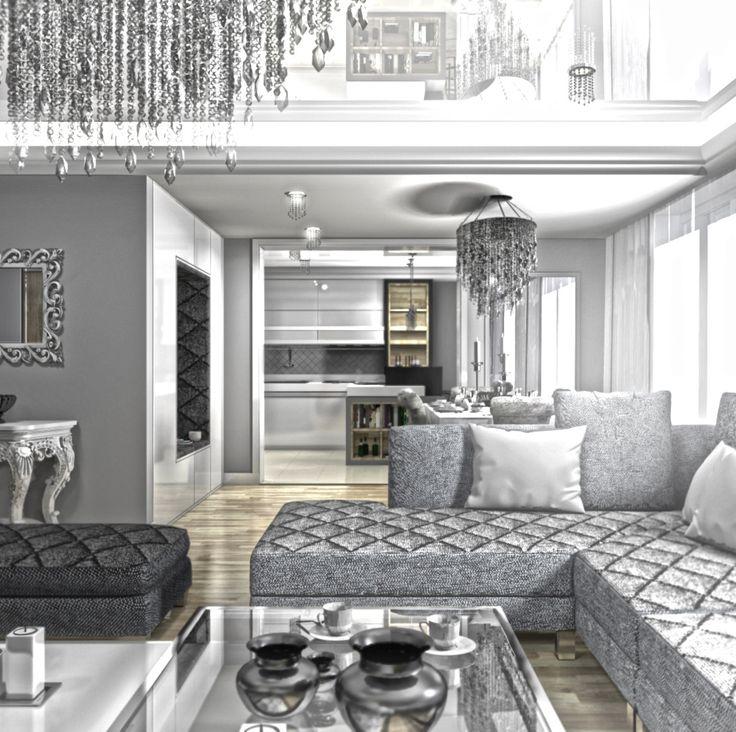 Glamour interior