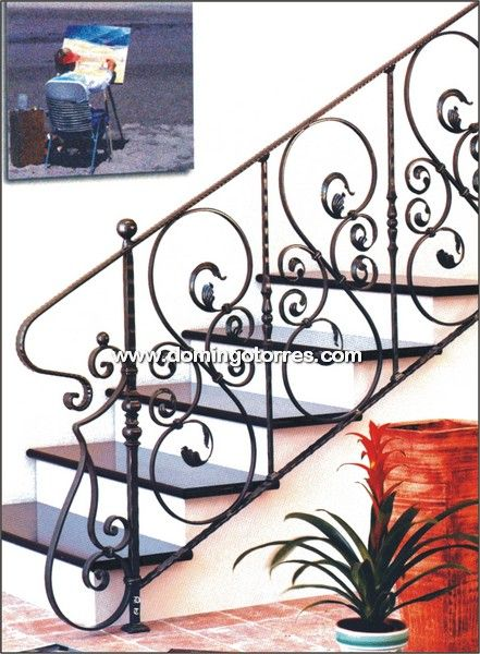 escaleras de hierro forjado - Yahoo Resultados búsqueda de imágenes