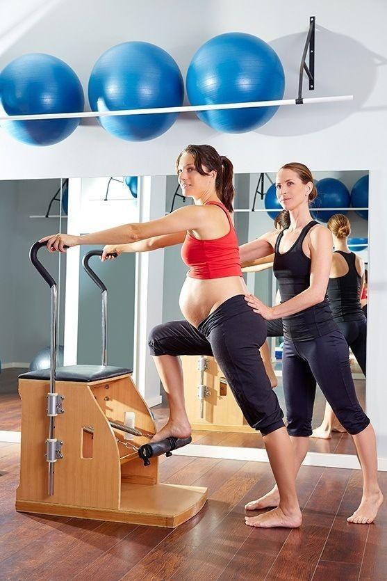 fisio pilates en málaga para embarazadas #pilatesparaembarazadas