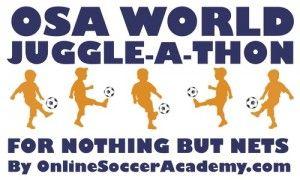 OSA World Juggle-a-thon - Can Soccer Save the World?