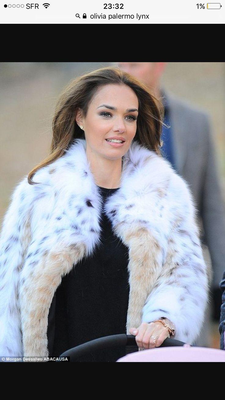 Tamara Ecclestone wears Lilly e Violetta Lynx while in NY