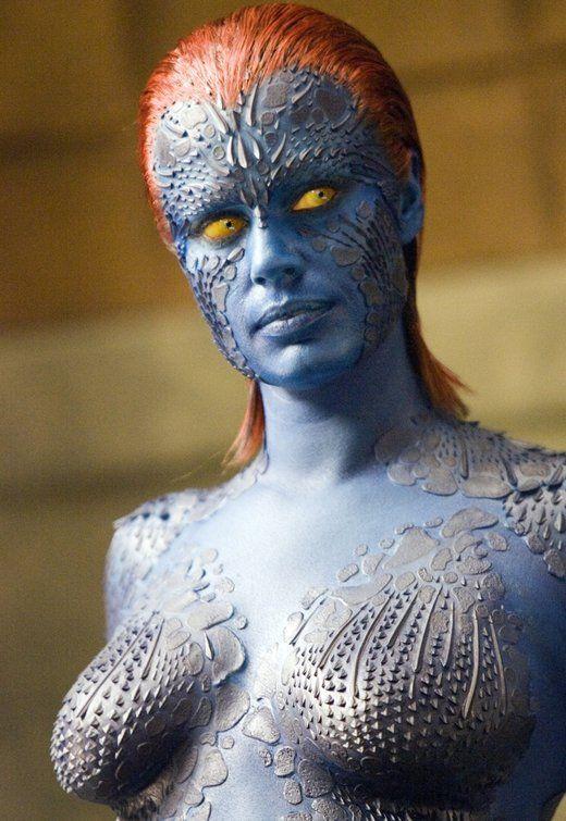 X men mystique actress
