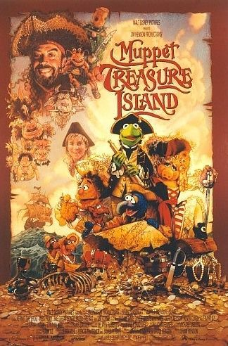 Muppet Treasure Island  one of the better post-Jim Henson Muppet endeavors