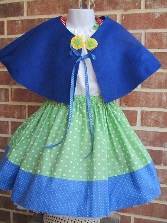 Gnome Costume You choose Colors by TheIndigoPrincess on Etsy, $75.00