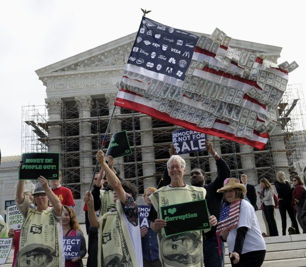 Senate Democrats have proposed a constitutional amendment aimed at reversing recent Supreme Court decisions that loosened campaign finance restrictions. | Read about it here: http://washingtonexaminer.com/article/2547905