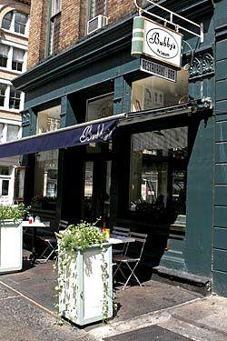 Bubby's Restaurant in Tribeca, NEW YORK CITY.