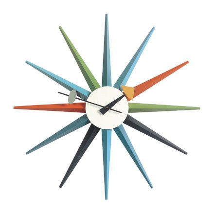Vitra Sunburst Uhr
