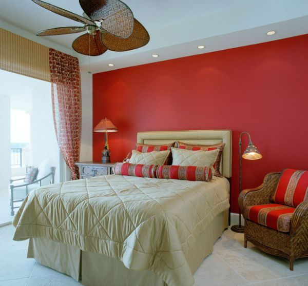 Tropical Lamps for Bedroom | ... : Dazzling Recessed Lighting For Warm And Inviting Modern Interiors