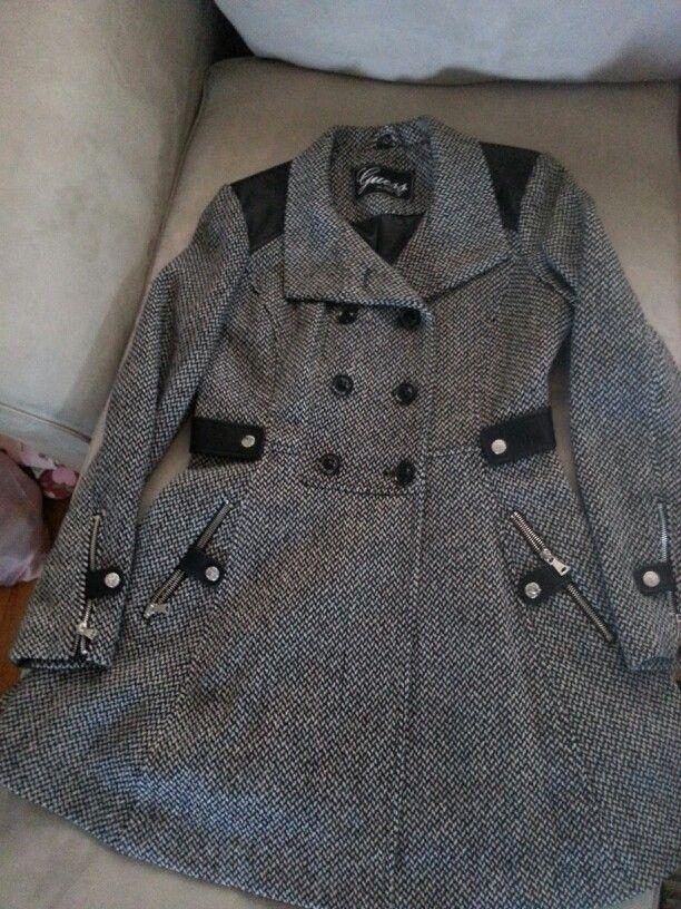 Winter coat from TJ Maxx. #guess #tjmaxx | Marshalls, TJ ...