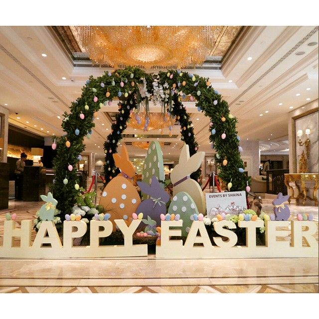 An excellent celebration with lots of egg-citing treats await. What comes to mind when you think about Easter?