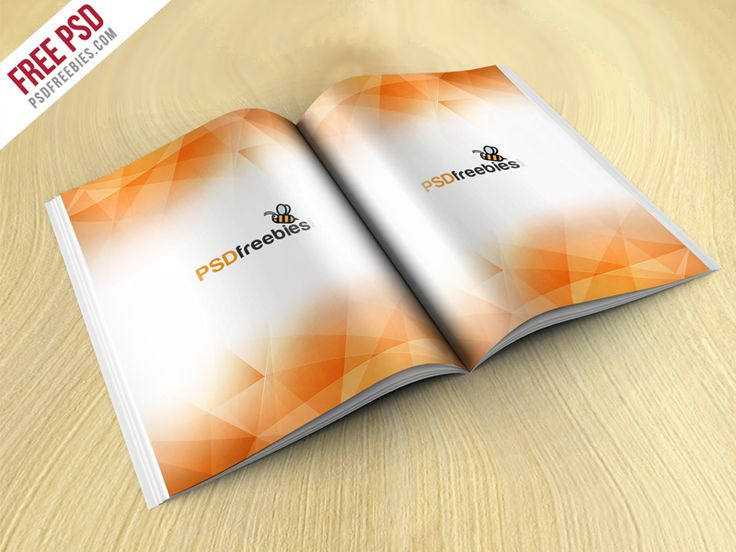<p>Download Brochure Magazine Mockup Free PSD. You can use this Free Mockup PSD not only for magazines but you can also use this to showcase any brochure design in general and impress your client as to how the artwork looks in a realistic manner. Brochure Magazine Mockup Free PSD is very easy to edit, you only take a few seconds to make your design look beautiful and professional.  You can easily place your design, change colors or replace background easily.