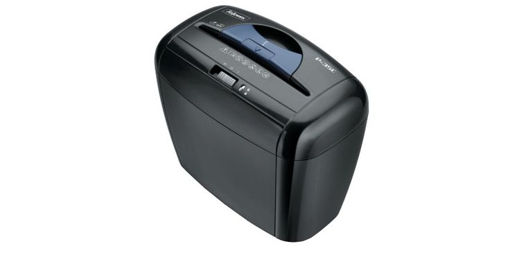 5-Sheet Cross Cut paper and Credit Card Offoce Home Shredder with Safety Lock #5SheetCrossCutpaper