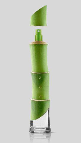 Zen Perfume Package Design