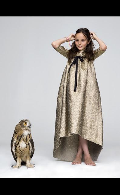 From Vogue Ninos (Spain).  Love.: Beautiful Bridesmaid Dresses, Children Dresses, Vogue Ninos, Girls Fashion, Flower Girl Dresses, Girls Gold, Baby, Flower Girls