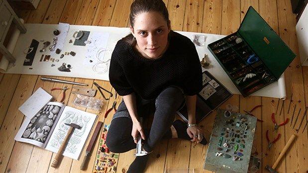 Kunsten at samle: Josefine Bruus samler på inspiration | Kultur | DR