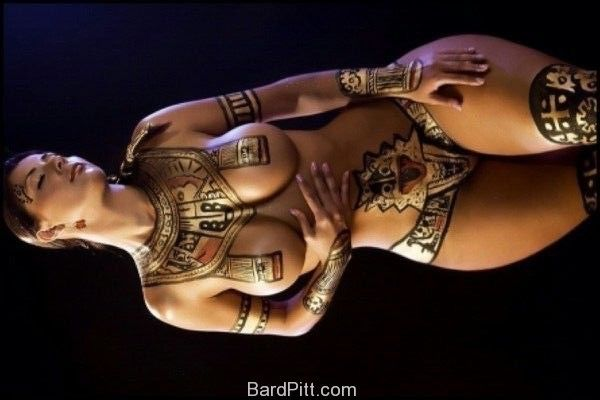 Bard Pitt Facts - Best creative body painting of 2015 (20 Photos)