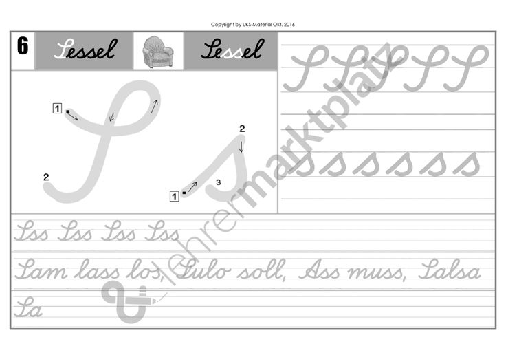 Schreiblehrgang Lateinische Ausgangsschrift KOMPLETTPAKET - Seite 11