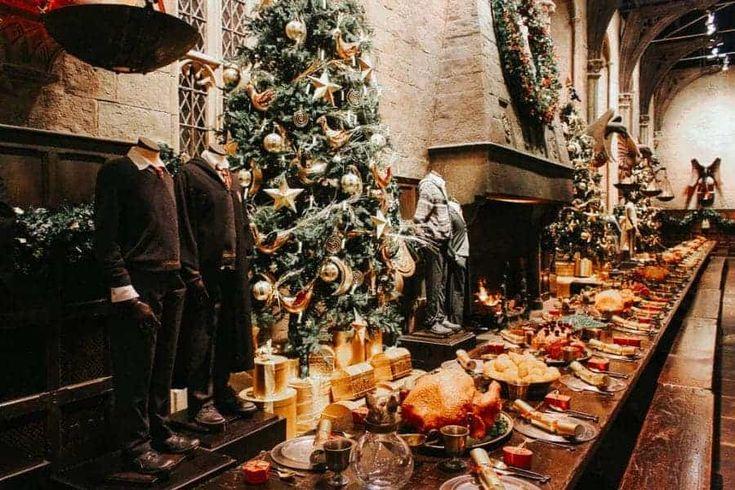 The Best Harry Potter Christmas Scenes in 2020   Harry ...