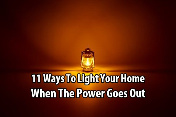 11 Ways To Light Your Home When The Power Goes Out & 14 best Emergency Lighting images on Pinterest | Emergency ... azcodes.com